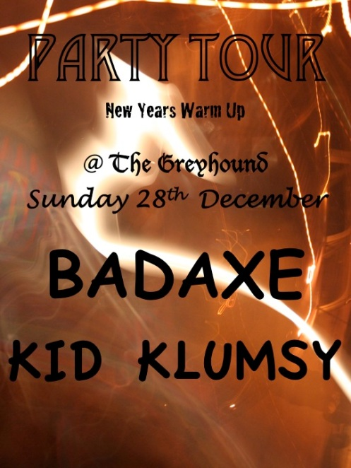 2008_12_27 Party Tour
